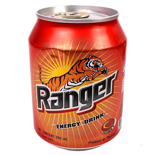 01 Thùng Nước Tăng Lực Ranger – Hổ Thái 250ml