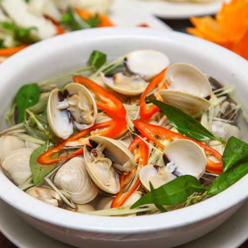 Những Món Ngon Của Biển – Sét Ăn Cho 4 Người