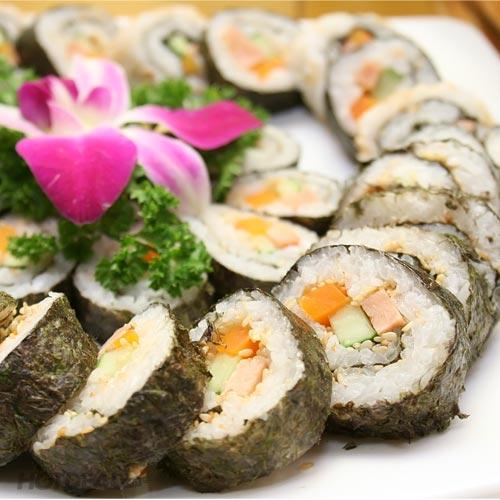 Buffet Chay Tối Cỏ Nội – KS Bông Sen 2 – Tặng Phiếu Học Nấu Món Chay