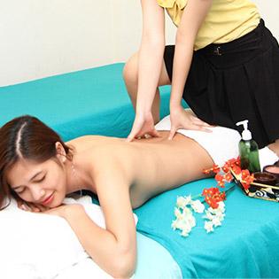 Massage Toàn Thân + Đắp Mặt Nạ - Không Nhận Tip Tại Hoa Biển Spa tại Hồ Chí Minh
