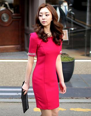 Đầm Đính Đá Tay Lỡ tại Hồ Chí Minh