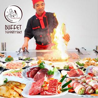 Buffet Nướng Teppanyaki Nhật Hàn  Không Phụ Thu Cuối Tuần