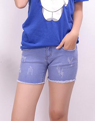 Quần Short Jeans Ống Tưa VNXK tại Hồ Chí Minh