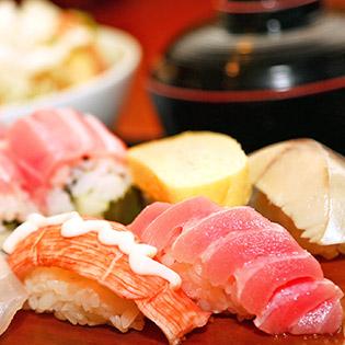 Set Ăn Món Nhật Cho 2 Người Tại Nhà Hàng Sushi Sashimi Hana