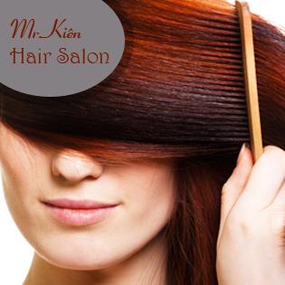 1 Trong 5 Dịch Vụ Làm Tóc Trọn Gói Tại Mr Kiên Hair Salon