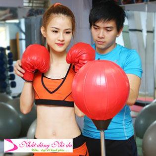 Thẻ Tập Gym 1 Tháng + Tài Khoản Spa 500.000 VNĐ - Nhất Dáng Nhì Da