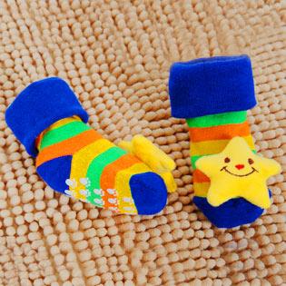 Combo 02 Đôi Tất 3D Dạng Giày Cho Bé
