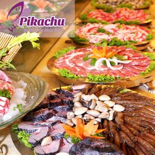 Pikachu - Buffet Lẩu & Nướng Nhật Bản