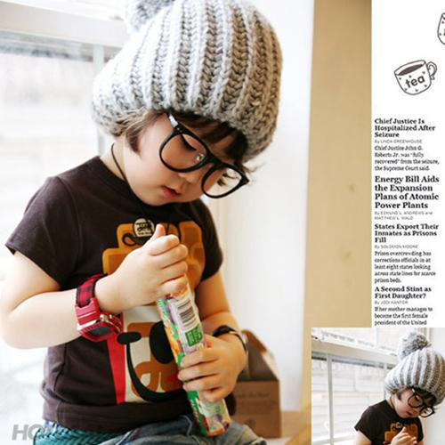 Mũ Len Korea's Style