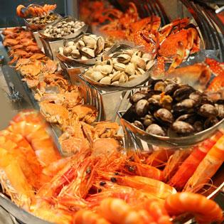 Buffet Tối Tại Khách Sạn Liberty Central Saigon City Point 4*