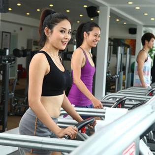 1 Tháng Tập Gym Tại Bodyzone Fitness