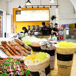 King Tea & BBQ - Thương Hiệu Trà Sữa Hàng Đầu Từ  Đài Loan