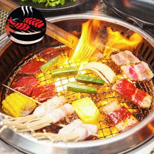 Buffet Nướng Lẩu Nhật Bản - NH Yaki BBQ - Time City - Free Pepsi