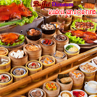 Buffet Dimsum Trưa CN – NH May Mắn - Khách Sạn Fortuna