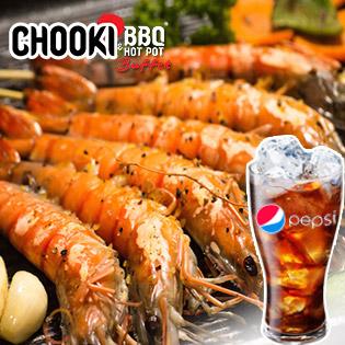 Hệ Thống Chooki BBQ & Hotpot Buffet (3 Chi Nhánh)