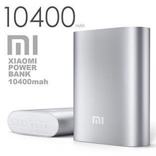 Pin Sạc Dự Phòng XiaoMi 10.400 mAh
