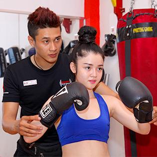 Bodyfit - Thẻ Tập Gym, Kick - Boxing, TRX 1 Tháng (Không Giới Hạn Thời Gian)