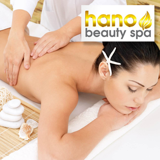 Massge Body Tại Hano Beauty Spa.