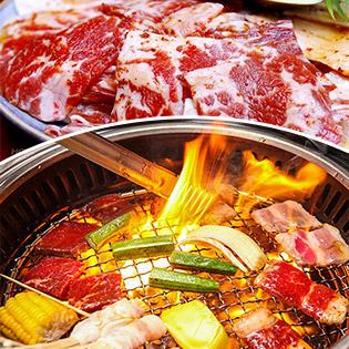 Combo Nướng BBQ + Lẩu Tự Chọn Cực Ngon, Cực Rẻ Tại BBQ Trúc Anh