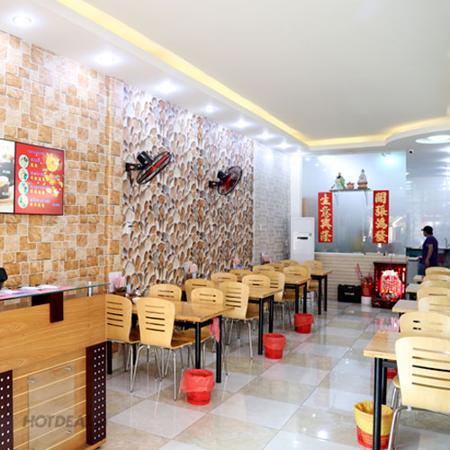 Combo Bánh Tay Cầm Triều Châu Hấp Dẫn Tại Bánh Cuốn Kim Kiều