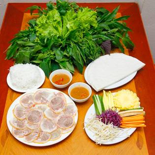 Set Bánh Tráng Trảng Bàng Tây Ninh Cho 2 Người Tại NH Rượu Sít