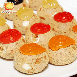 Voucher Thưởng Thức Bánh Su Kem Singapore