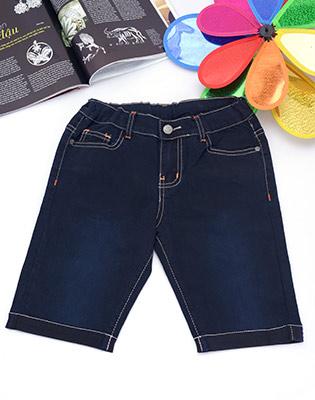 Quần Short Jean Trẻ Em XD02