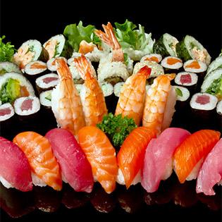 1 Trong 6 Combo Sushi Đặc Biệt Dành Cho 1 Người