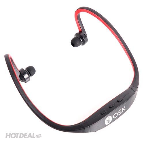 Tai Nghe Bluetooth OSK (Oskar) Phong Cách Thời Trang