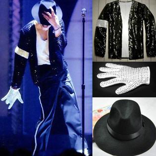 Nón Nỉ Phong Cách Michael Jackson