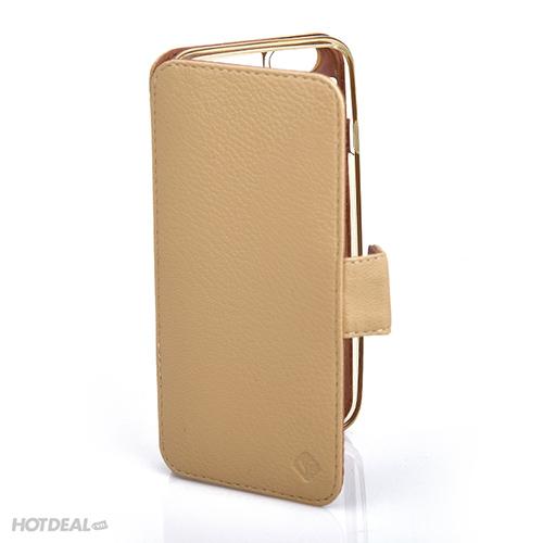 Bao Da iPhone 6 02 Ngăn Hàng Việt Nam May Thủ Công