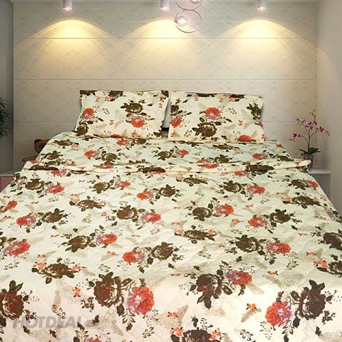 Bộ Drap Mền Cotton Hàn Quốc BST3 Thương Hiệu Ngọc Anh