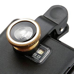 Bộ 3 Lens Chụp Hình Cho Các Dòng Điện Thoại Và Máy Tính Bảng