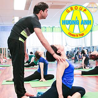 Khóa Học Yoga 8 Buổi Tại Hương Anh Fitness & Yoga