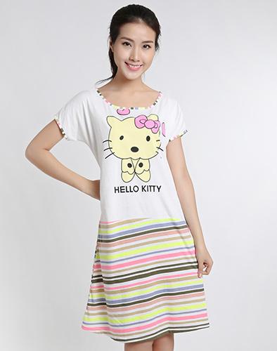 Đầm Rabbit Mặc Nhà