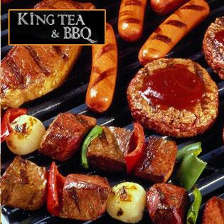 Thưởng Thức Xiên Que Ngon Hấp Dẫn Tại King Tea & BBQ