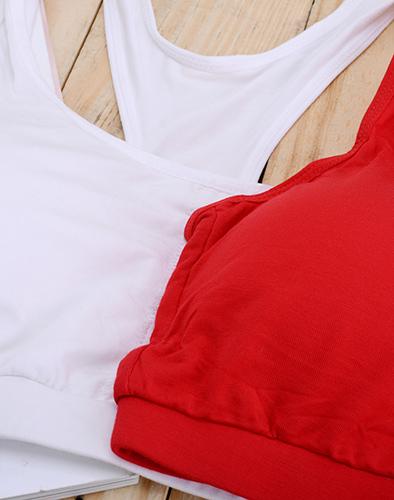 Combo 2 Áo Lót Thể Thao Có Mút Nhiều Màu Sắc