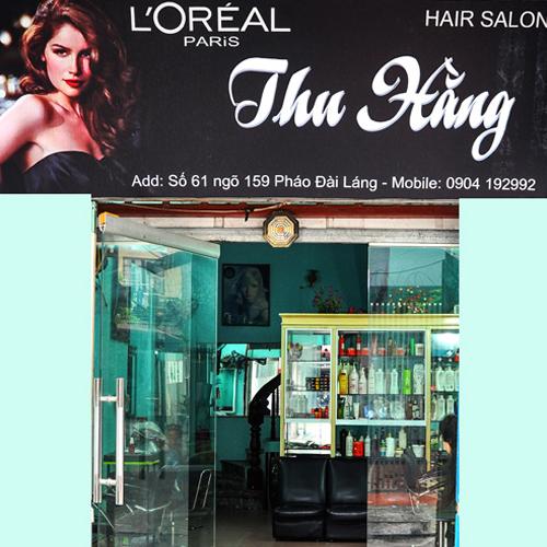 Gói Cắt + Gội + Hấp Siêu Mượt - Thu Hằng Hair Salon