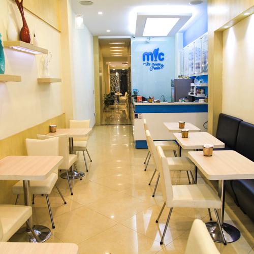 Combo 4 Viên Kem + 2Nước Hoa Quả, Smoothies Cho 2N/ Mic Ice Cream