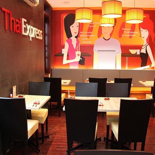 Giảm Giá Sốc 50% - Kỉ Niệm 1 Năm Thành Lập ThaiExpress Phan Xích Long