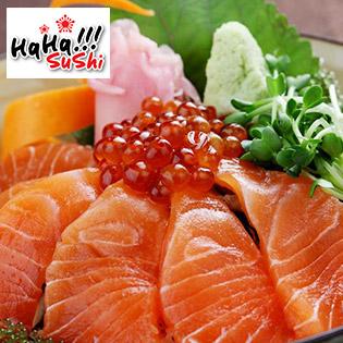3 Set 12 Món Sashimi, Sushi, Maki, Ramen, Nước Uống Cho 2-3 Người