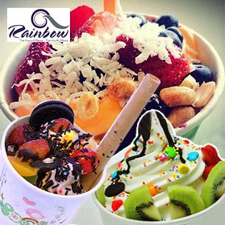Hệ Thống Yogurt Rainbow – Khám Phá 04 Thành Phố Yogurt Cực Teen