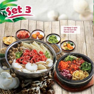 King BBQ - Set Ăn Hàn Quốc Cho 2 Người – Ưu Đãi Đặc Biệt Mùa Hè - 2 CN KING BBQ