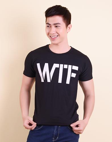 Áo Thun Nam Cổ Tròn WTF