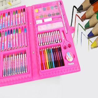 Hộp Bút Chì Màu 86 Món Loại Cao Cấp