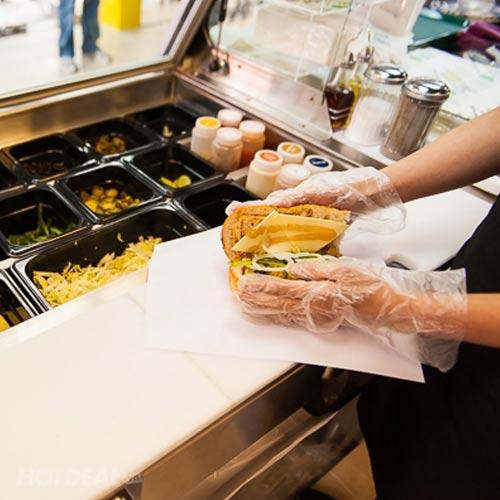 Subway - Combo Sandwich Tươi Ngon Lừng Danh Thế Giới