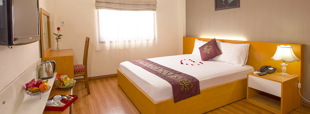Indochina Queen II Hotel Hà Nội 3 2N1Đ + Không Phụ Thu Cuối Tuần