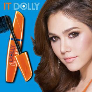 Mascara Làm Dài Và Dày Mi Dolly Big Eye - Thái Lan