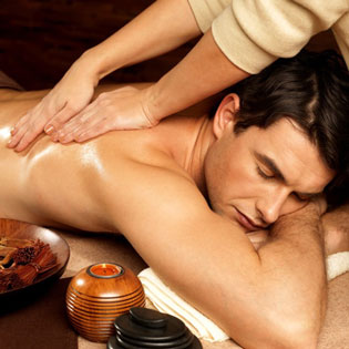 Xông Hơi + Massage Body Và Foot Dành Cho Nam (150 Phút)