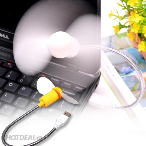 Quạt Mini Siêu Mát Cổng USB